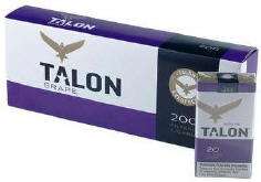 Talon Grape Little Filtered Cigars 10/20's - 200 cigars
