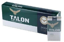 Talon Menthol Little Filtered Cigars 10/20's - 200 cigars