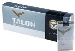 Talon Silver Little Filtered Cigars 10/20's - 200 cigars