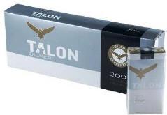 Talon Silver Little Filtered Cigars 10/20's - 200 cigars