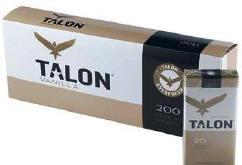 Talon Vanilla Little Filtered Cigars 10/20's - 200 cigars