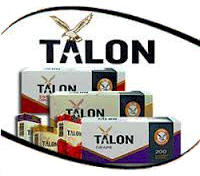 Talon Silver Little Cigars Carton 10/20's - 200 cigars