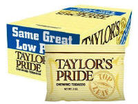 Taylor's Pride Chewing Tobacco