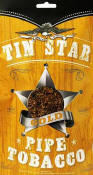 Tin Star Gold Pipe Tobacco 3oz bags