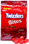 Twizzlers Strawberry Licorice Bites 10oz