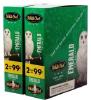 White Owl Emerld 2 for 99¢ cigars - 60 cigarillos