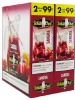 White Owl Sangria 2 for 99¢ cigars - 60 cigarillos