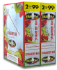 White Owl Strawberry Kiwi 2 for 99¢ cigars - 60 cigarillos