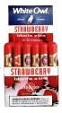 White Owl Xtra Strawberry Blunts 30 tube cigars