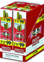 White Owl Sweet Cigarillo 2 for 99 Cigars
