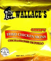 Wallace Crunchy Chicken Skins 2oz bag