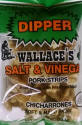 Wallace Salt n Vinegar Pork Dippers 2oz bag