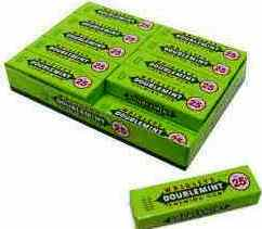 Wrigley's Doublemint 40ct Chewing Gum