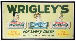 Wrigley's Chewing Gum 40ct