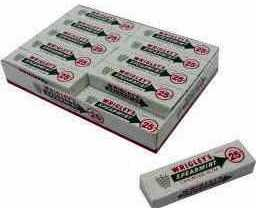Wrigley's Spearmint 40ct Chewing Gum
