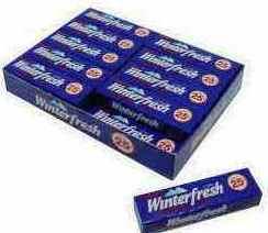 Wrigley's Winterfresh 40ct Chewing Gum