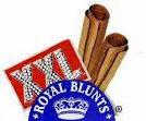 XXL Royal Blunts - XXL Cigar Wraps 25/2's-  50 Blunt Wraps