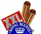 Royal Blunts XXL Pineapple 25/2's - 50 Blunt Wraps