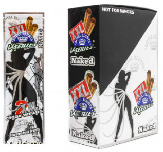 Royal Blunts XXL Naked Blunt Wraps 50ct