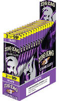 ZIG ZAG Grape Cigarillo's 15 - 3ct ( 45ct )