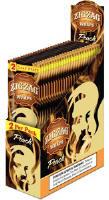 ZIG ZAG Peach Cigarillo's 15 - 3ct ( 45ct )
