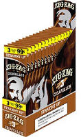 ZIG ZAG Straight Up Cigarillo's 15 - 3ct ( 45ct )