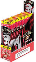 ZIG ZAG Strawberry Cigarillo's 15 - 3ct ( 45ct )