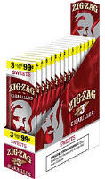ZIG ZAG Sweet Cigarillo's 15 - 3ct ( 45ct )