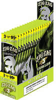 ZIG ZAG White Grape Cigarillo's 15 - 3ct ( 45ct )
