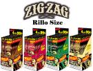 Zig Zag Rillo Wraps