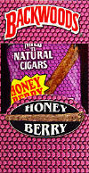 Backwoods Honey Berry 5/8's