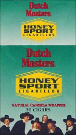 Dutch Master Honey Sport Cigarillo Cigars 30ct