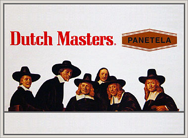Dutch Masters Panatela Cigars