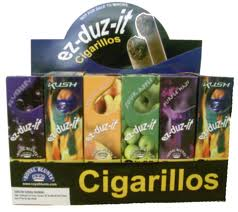 Ez Duz It Wet Mango cigars 15/2's