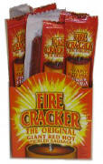 Giant Fire Cracker Picked Sausage