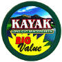KAYAK LONG CUT WINTERGREEN 5CT ROLL