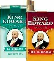 King Edward Little Cigars Original - King Edward Little Cigars Menthol