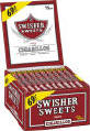 Swisher Sweets Sweet Cigarillo Cigars Bonus Box 60ct