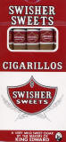 Swisher Sweets Cigarillo Buy 1 Get 1 Free (100 cigars)