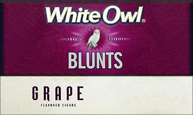 White Owl Grape Blunt Cigars
