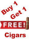 Buy 1 Get 1 Free Cigars - largest selection on the Planet