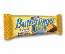 Butterfinger Crisp Candy Bar 24ct