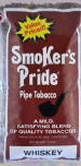 Smoker's Pride Whiskey Cavendish Pipe Tobacco 12 oz bags